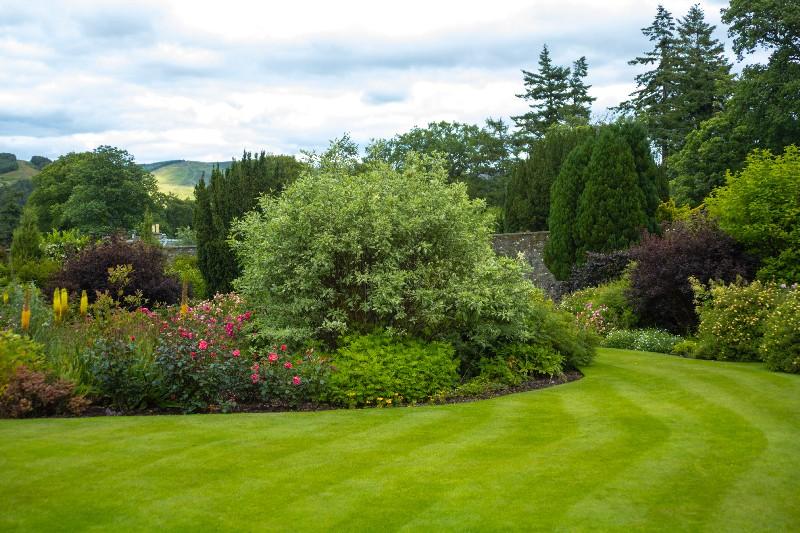Comment créer un jardin à l'anglaise à Vichy   Xavier Paysage