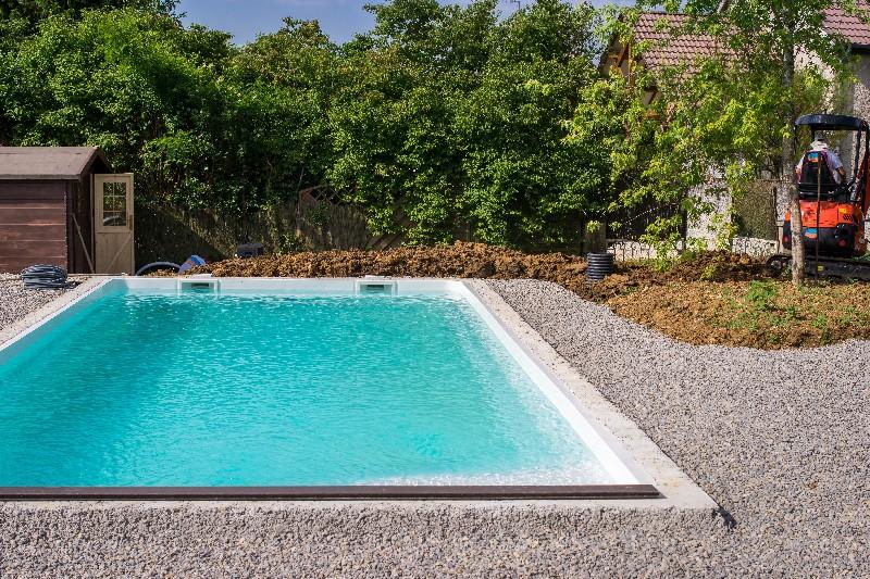 Faites appel à votre paysagiste pour la construction de piscine sur Vichy   Xavier Paysage