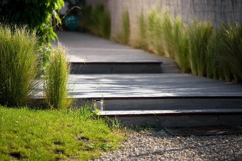 projet d'aménagement de jardin à Vichy | Xavier Paysage