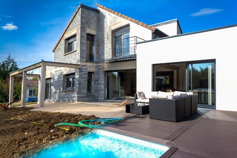 construction de piscine à Vichy   Xavier Paysage