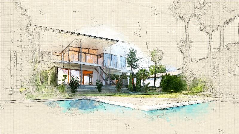 les projets d'aménagement de jardin à Vichy | Xavier Paysage